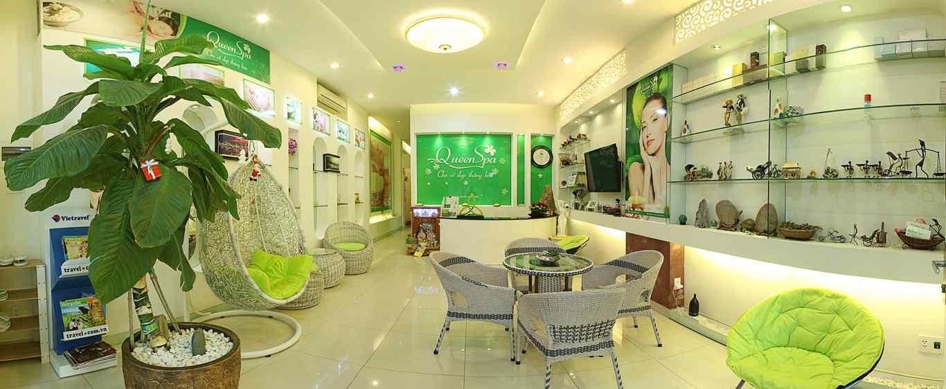 Trung tâm Spa tại Đà Nẵng - QueenSpa