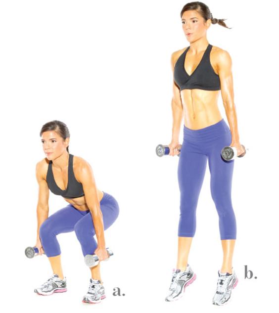 tabata jumps squat