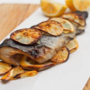 Cá Trout ( một loại cá hồi)