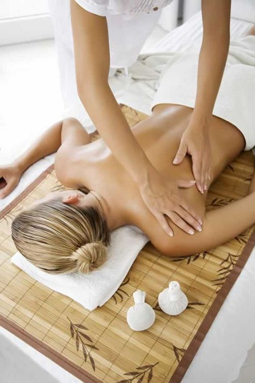 lymphatic drainage massage to help lose weight effectively
