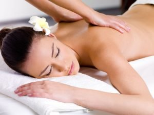 Massage Therapy to reduce tension and body aches