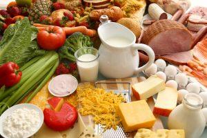 lưu ý chế độ dinh dưỡng hàng ngày