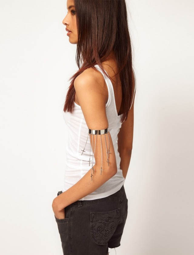 Reduce biceps with just 5 minute massage
