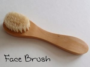how to choose a brush to match facial massage