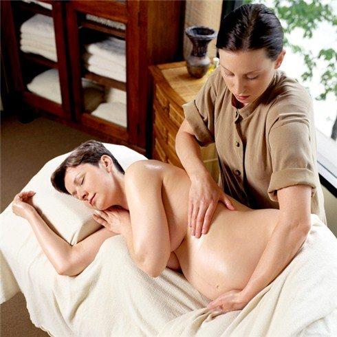 Massage cho vùng bụng