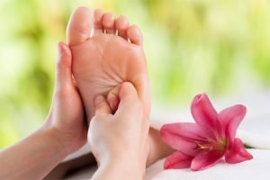 method massage reflexology effective