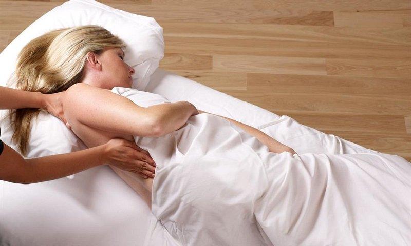 Massage cho vùng lưng