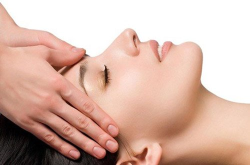 head massage to help in hair growth