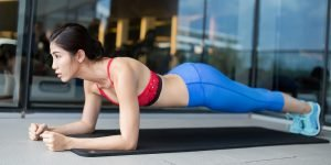 reducing abdominal fat with rest motion