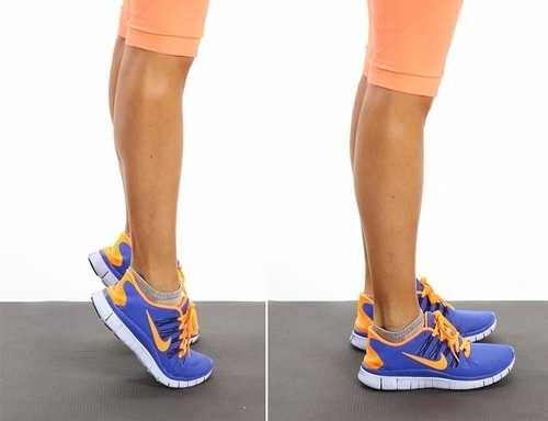 Cách làm thon gọn bắp chân
