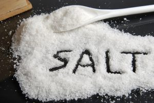 limit salt intake daily
