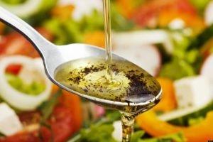 salad oil - food to improve memory