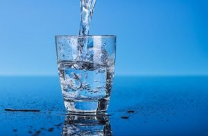 drinking enough water to your body every day
