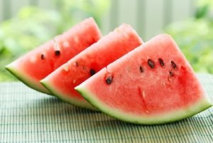 watermelon - fruit helps to make skin healthy and beautiful