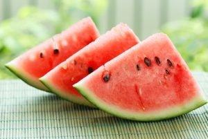 dưa hấu – loại quả giúp làn da khỏe và đẹp