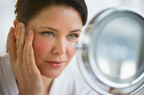 Understand the process of hormonal changes with aging skin
