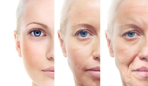 How to care for aging skin look youthful